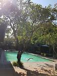 Zwembad hotel Peneeda view