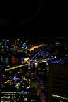 Harbour Bridge by night