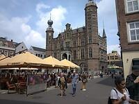 Het plein