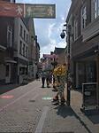 Winkelstraat Venlo centrum