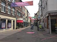 Winkelstraatjes Centrum Venlo