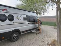 Camperplek: Parking, Alte