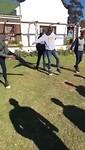 Struisvogelei staan wedstrijd