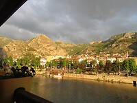 1 Afscheid van Amasya in het avondlicht