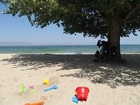 Rustpauze aan het Meer van Sevan