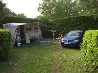 Camping La Cité, Carcassonne.