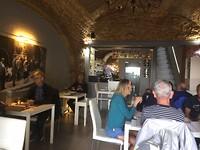 restaurant piza da Pedra in Olhao