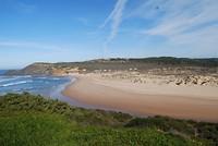 Praia de Amoreira-monte Clerigo