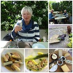 Lunch in Goudargues