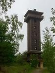 Uitkijktoren op de Wehlaberg