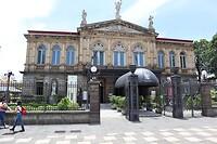 Théâtre national du Costa Rica - het mooiste gebouw van het land
