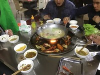 Lokale specialiteit in Kunming