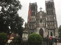 kathedraal van Hanoi