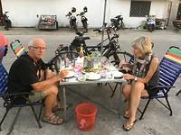 Seafood eten in Koh Kong