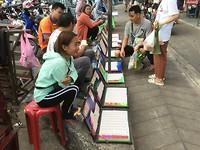 Trat - verkoop van lotjes