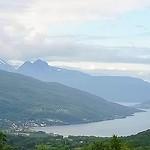 189 Uitzicht onderweg naar Gullesfjord