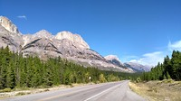 Icefields Parkway (Highway 93) Canada
