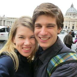 Tim en Simone