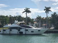 Beckham's huis en bootje
