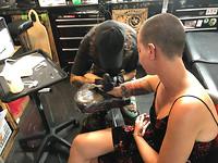Tattoo Tineke
