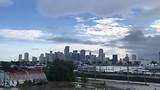 Skyline Miami vanaf BigBus