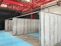 nieuwbouw voor hydraulische en electronica onderhoud
