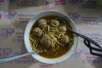 Bakso meatballsoup