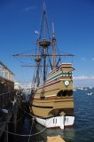 Replica van de Mayflower 2
