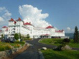 Bretton Woods Mount Washington hotel
