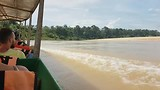 Vervoer per jetty naar Taman Negara