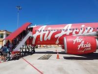 Vliegen met Air Aisia