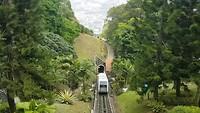 Trein naar top Penang Hill