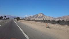 Onderweg  naar Copiapo Chili