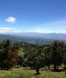 Op weg naar de vulkaan POAS