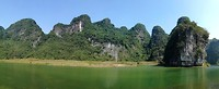 Ha Long Bay look-a-like