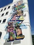 Toffe graffiti
