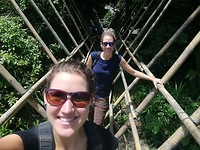 bamboebrug