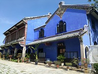 The Blue Mansion