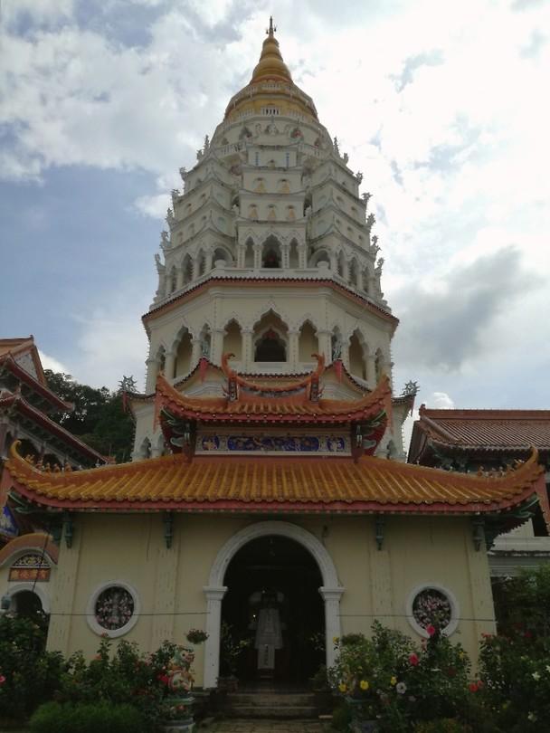 Buddha Temple Complex