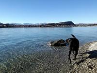 Kai bij het meer <3
