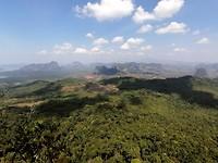 Uitzicht Dragon Crest hike! <3