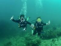 Samen met Cor duiken!