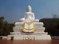 De beroemde Boeddha, ik zal eerlijk zijn en toegeven dat ik hier gewoon niets aan vind...