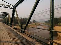 De bekende oude brug