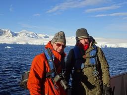 Tom van Hemert en Peter Lems