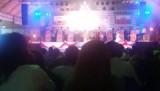 Cabaret voostelling station Surat Thani deel 1