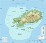 Kaart Rodrigues