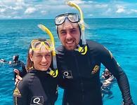 Snorkelen op het Great Barrier Reef