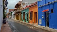zomaar een straatje Cartagena
