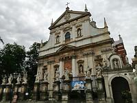Krakau kerk
